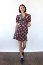 Clover Plaid Cord Set S/M