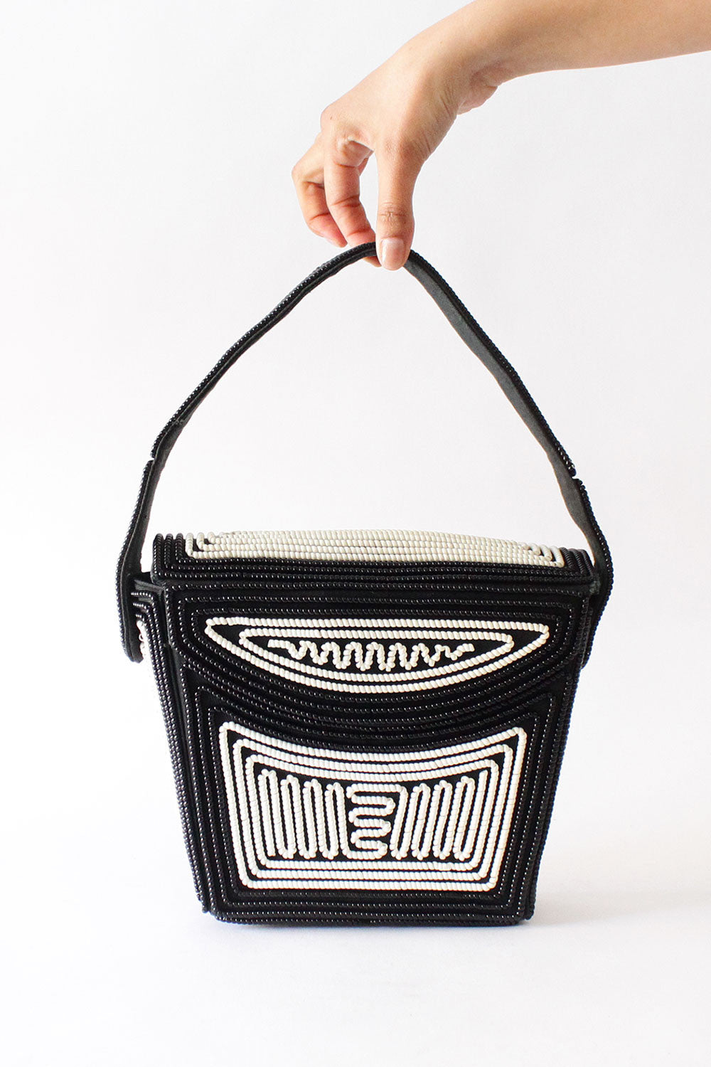 40s Telephone Cord Purse