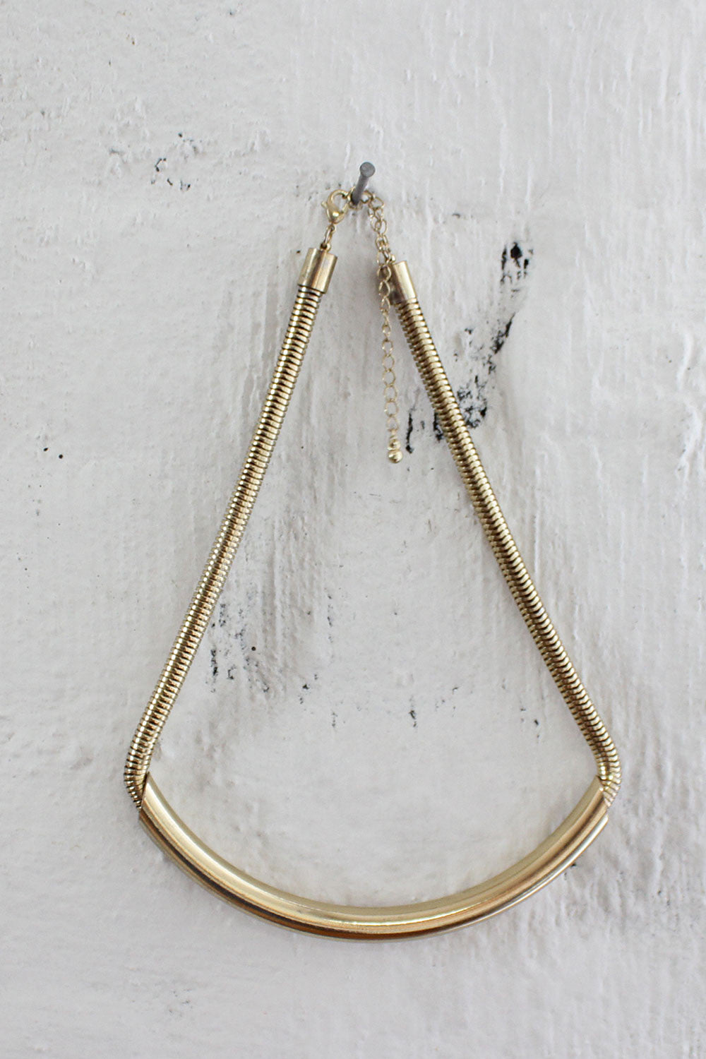 Collaborate Coil Necklace