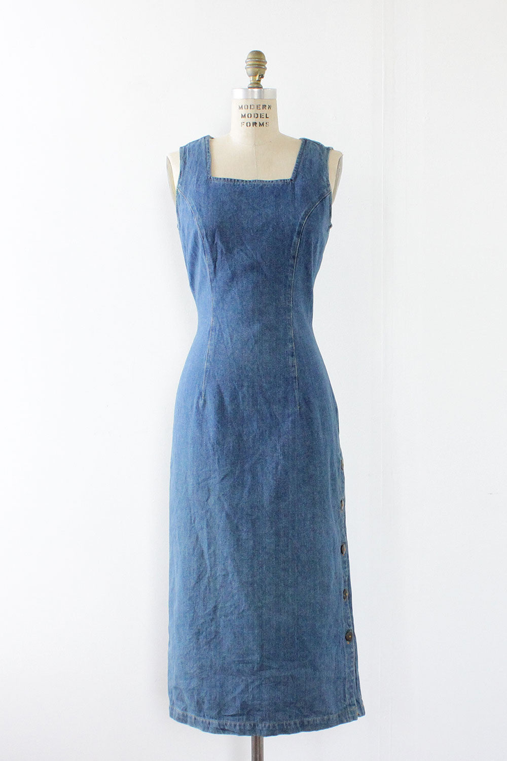 Chorus Denim Shift Dress S