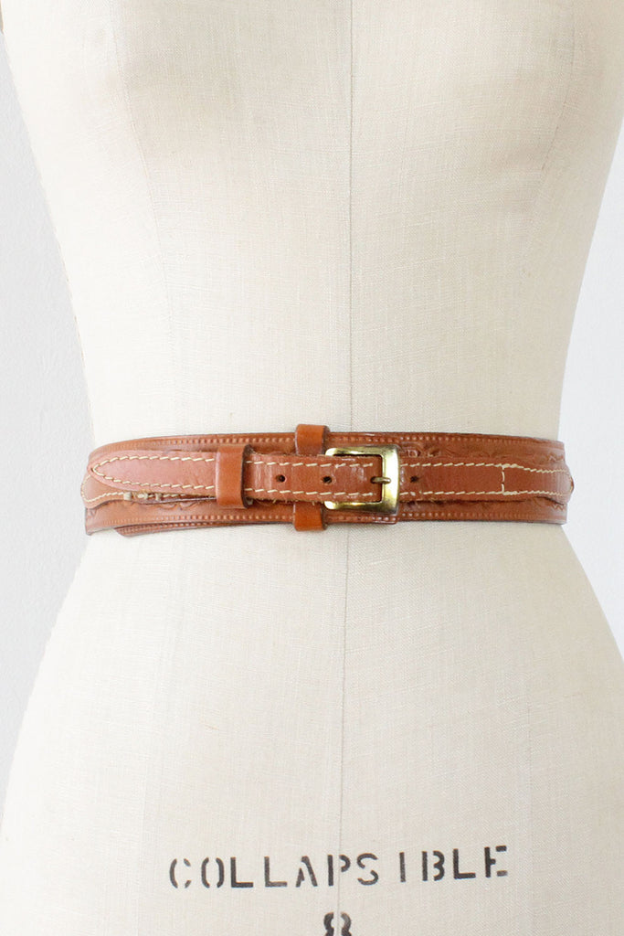 West World Harness Belt