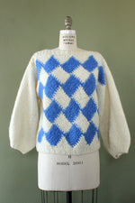 Maya Diamond Sweater S-L