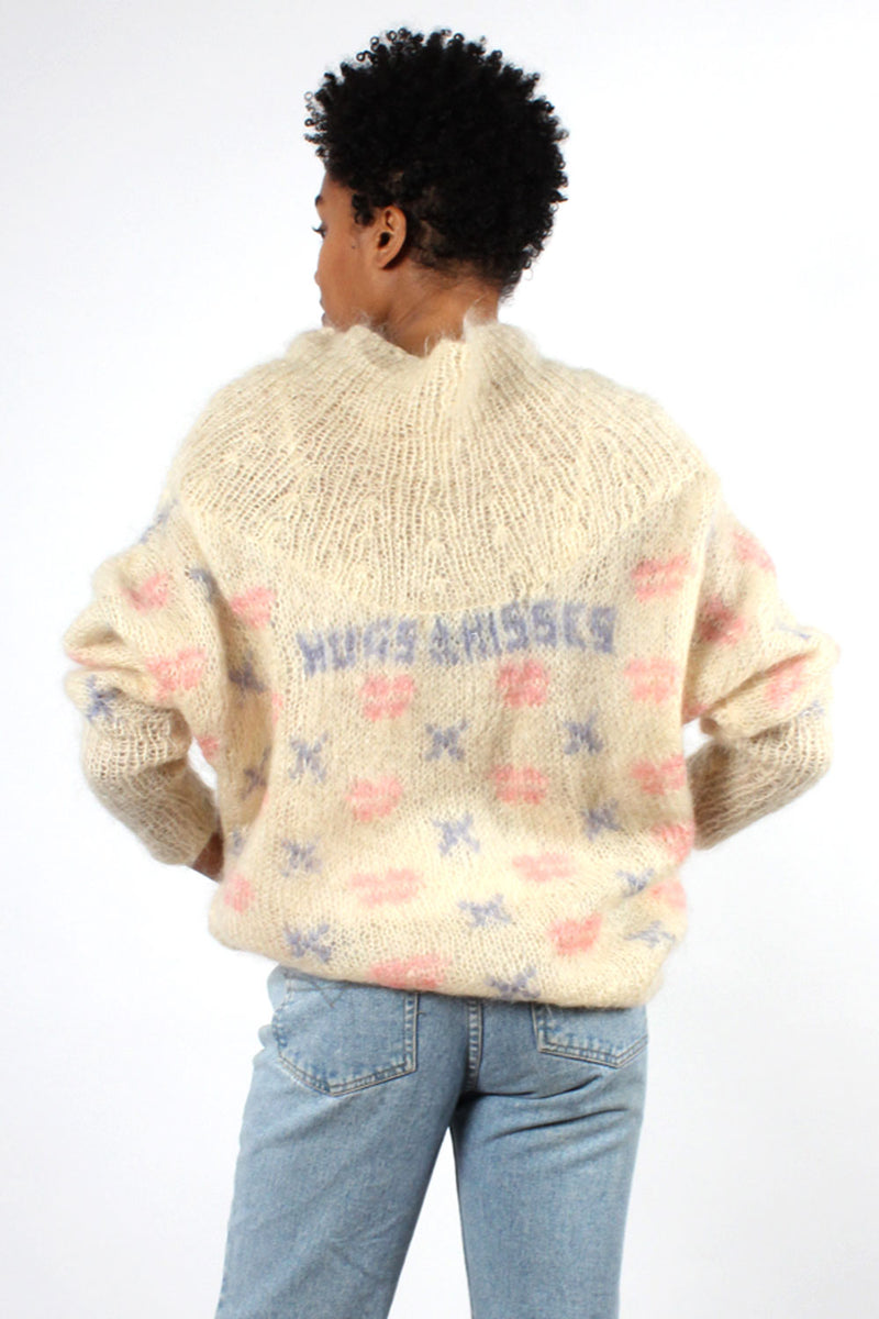 Hugs & Kisses Sweater M/L
