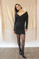 Lorraine Parish Wool Knit Bodycon XS/S