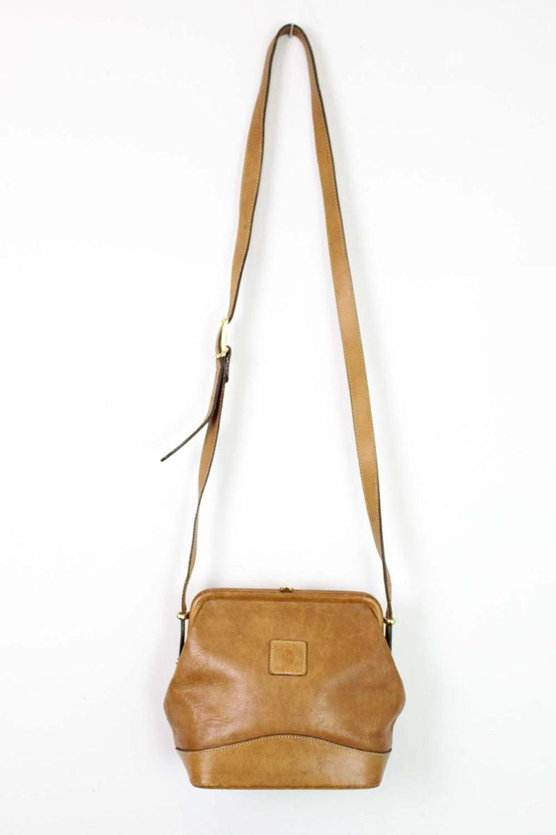 Maple Leather Mini Doctor Bag