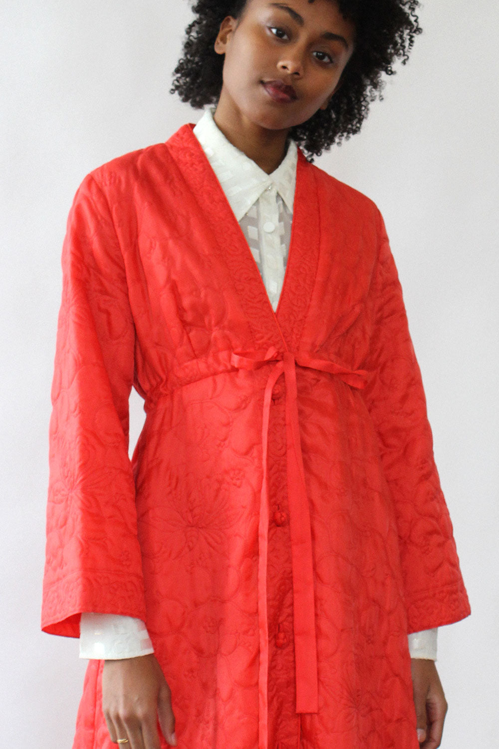 Margot Quilted Robe S-L