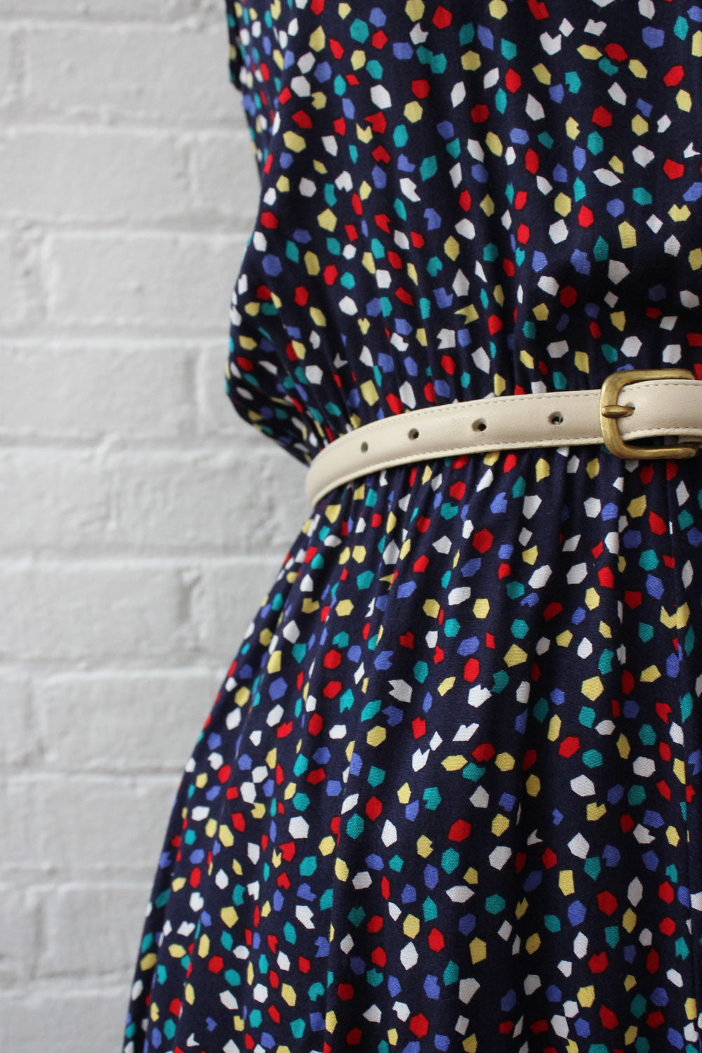 Confetti Flare Dress S/M