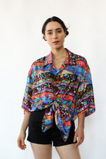 Antigua Novelty Silk Buttondown M-XL