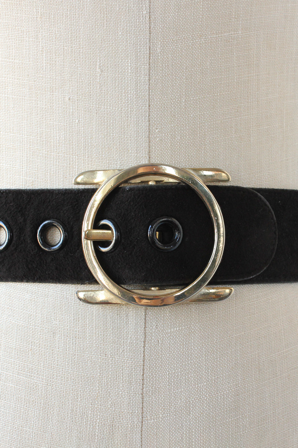 Garay Gold Buckle Belt