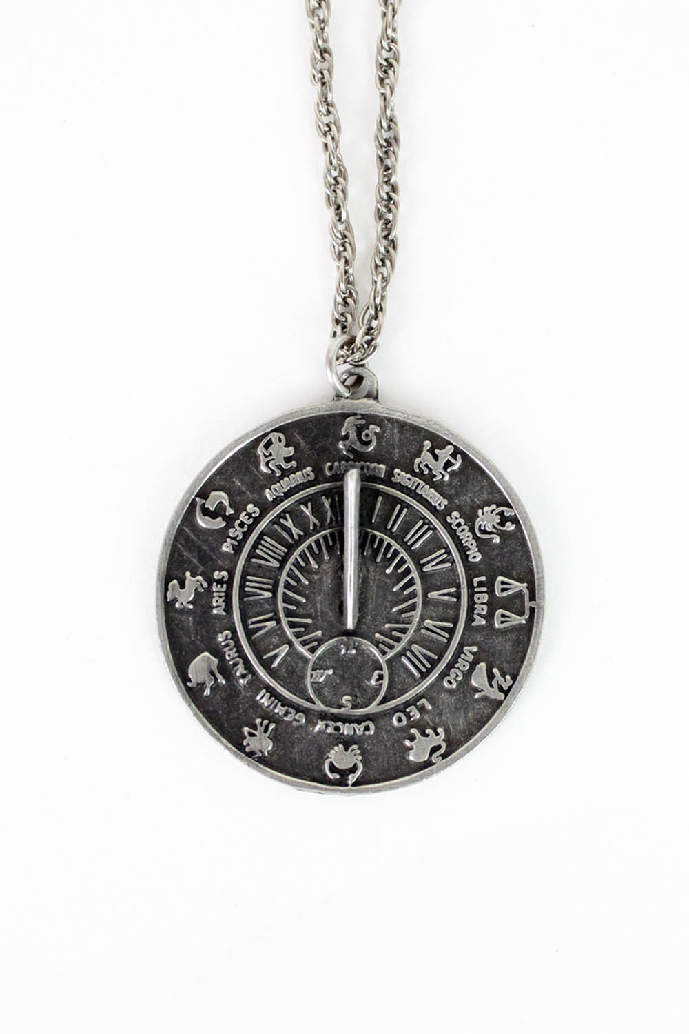Astrological Pendant Necklace