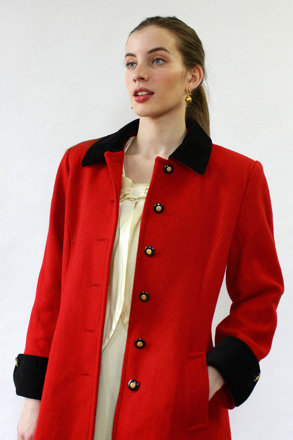 Rockefeller Winter Coat S