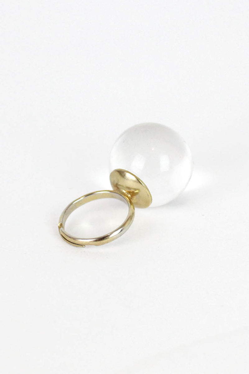 Crystal Ball Ring
