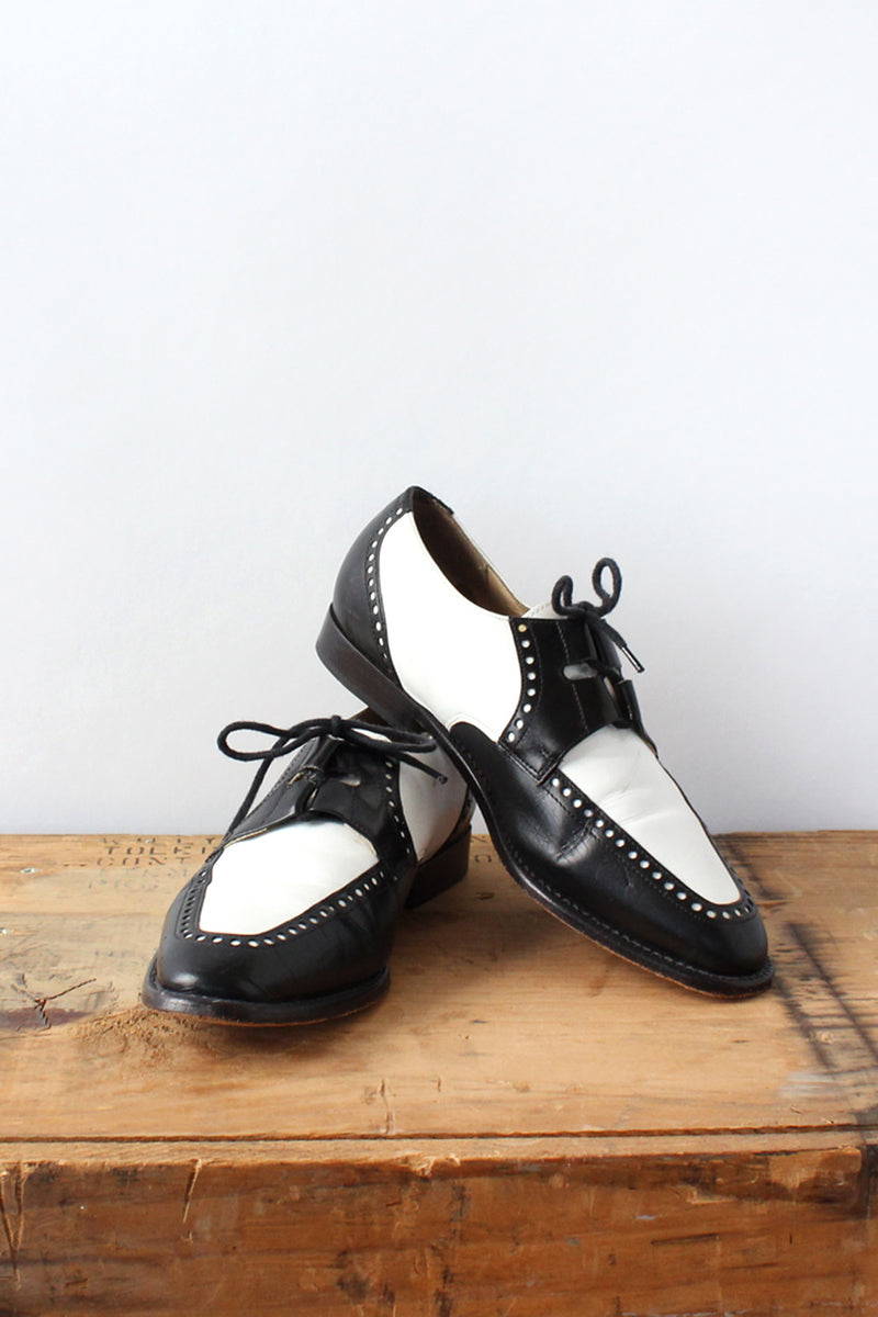 Kenneth Two Tone Oxfords 7
