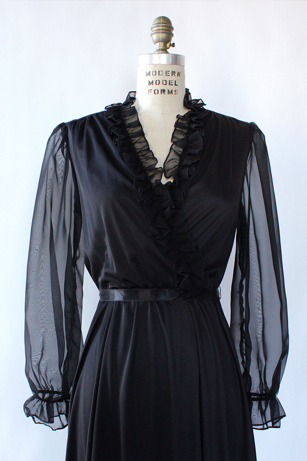 Zou Bisou 1970s Dress S