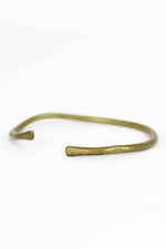 Tribal Brass Forearm Cuff #3