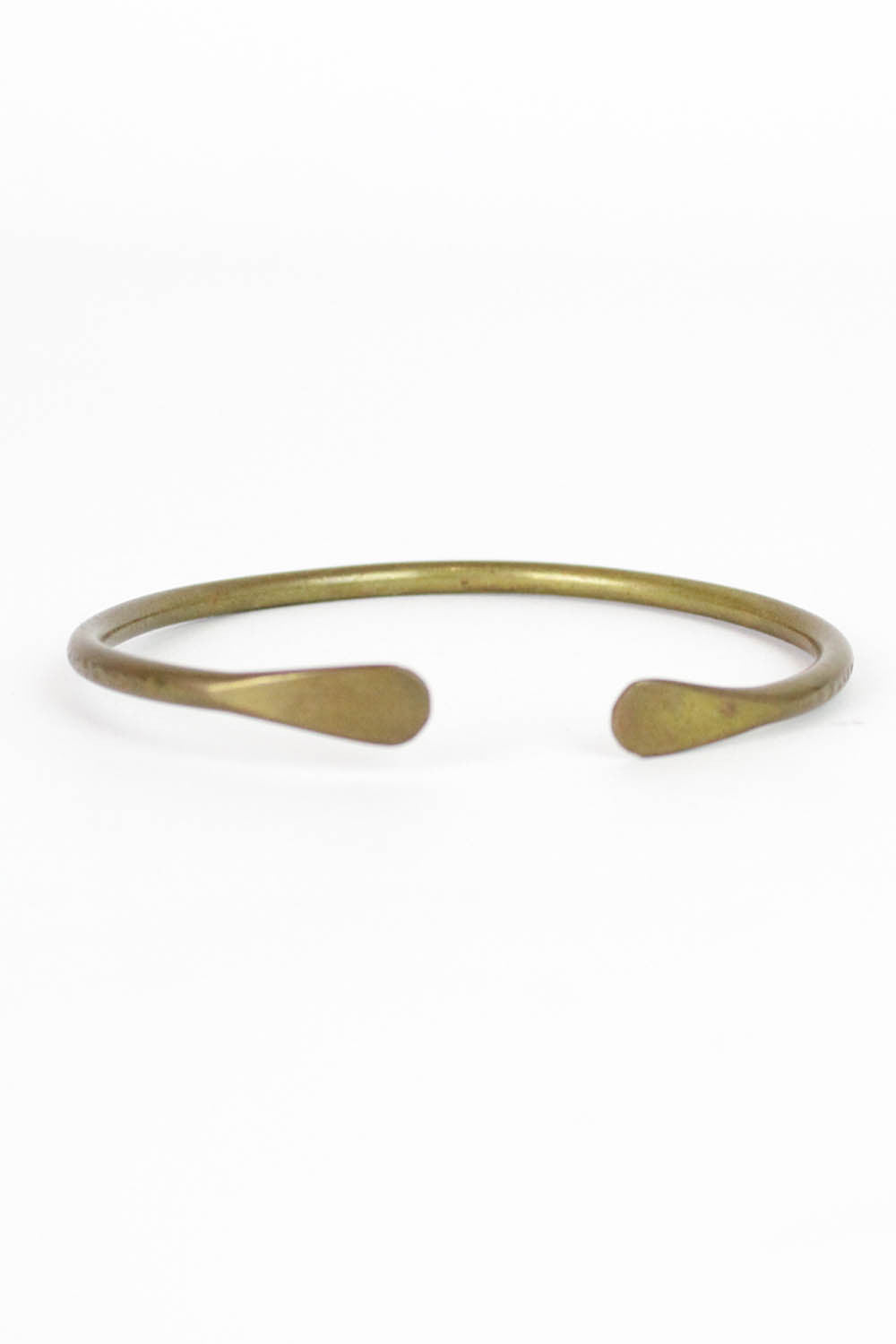Tribal Brass Forearm Cuff #2