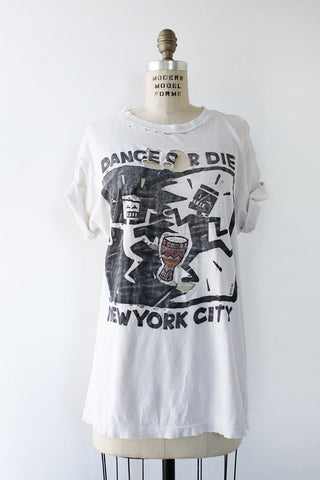 Dance Or Die NYC Tee