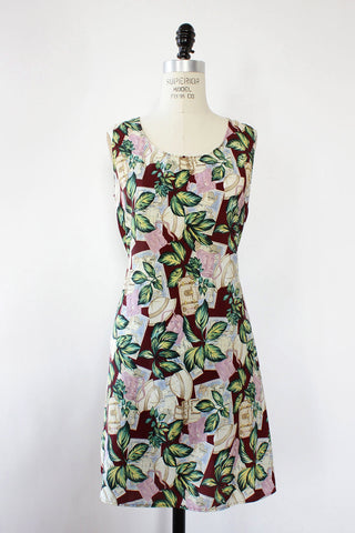 Postcard From The Tropics Dress M/L
