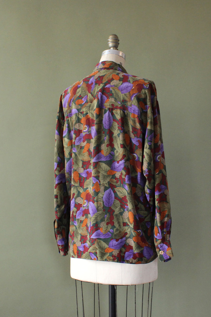 Bill Blass Berry Buttondown M/L