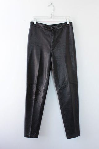 North Beach Leather Pants M