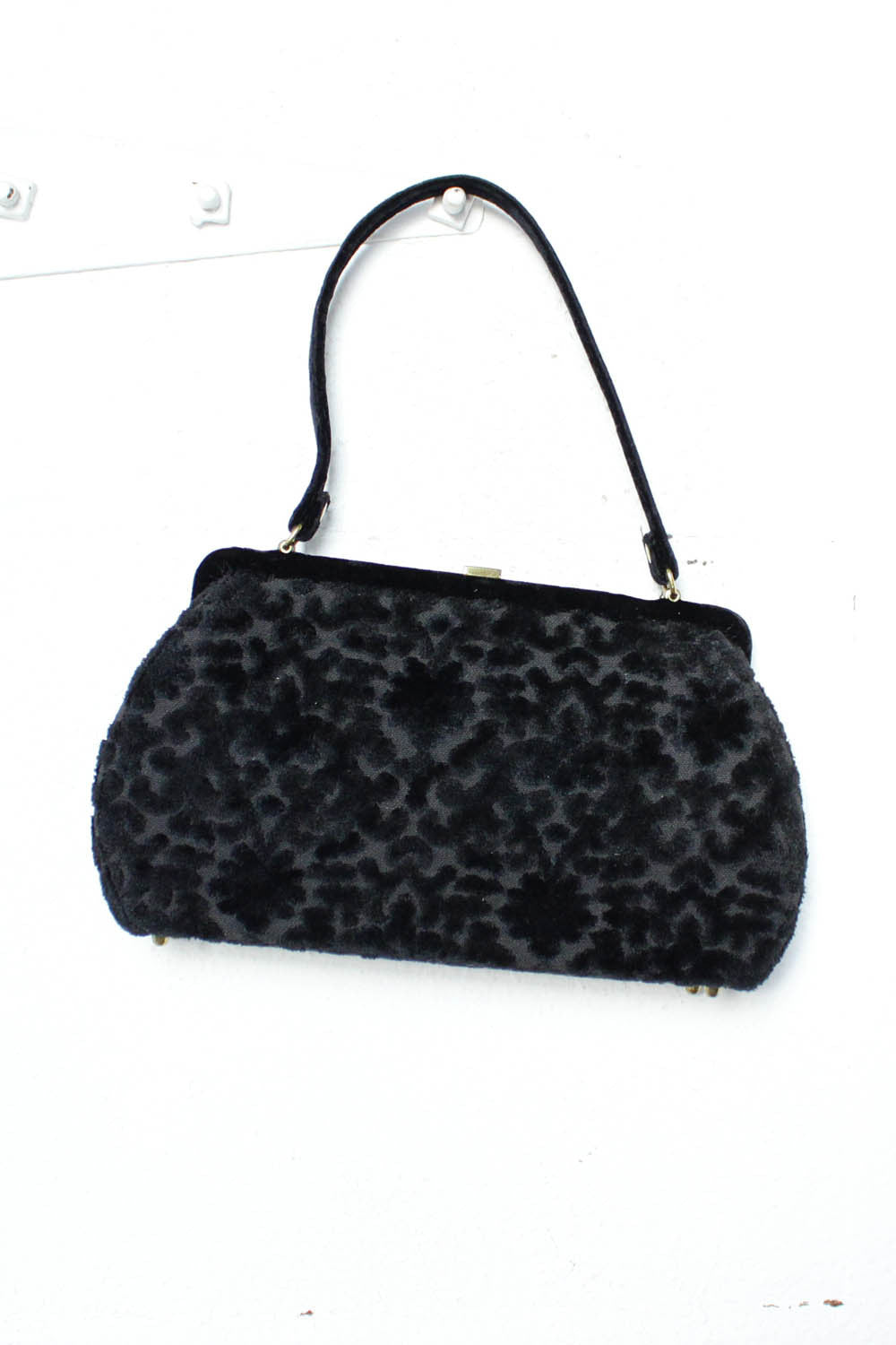Black Carpet Bag