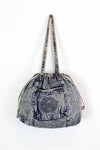 Sasson Stonewash Bucket Bag
