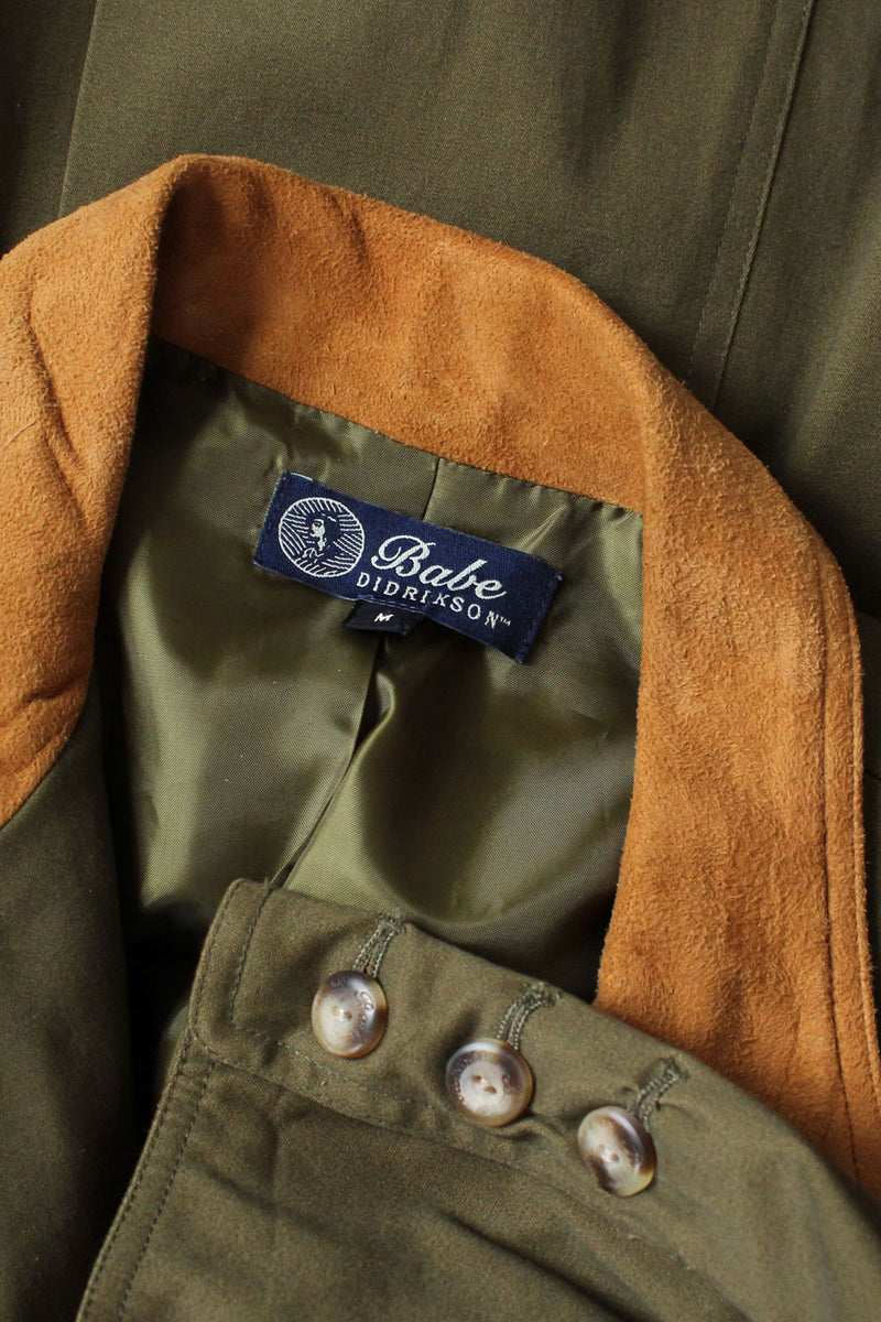 Babe Didrikson Tailored Field Jacket M/L