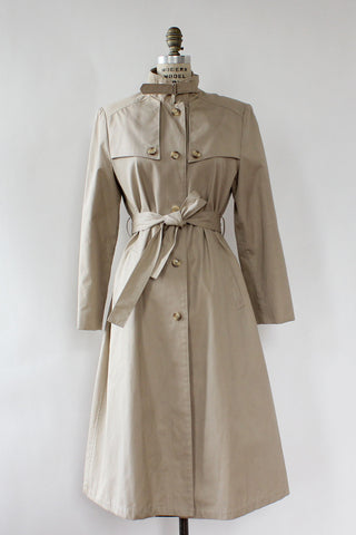 Misty Harbor Trench Coat S/M