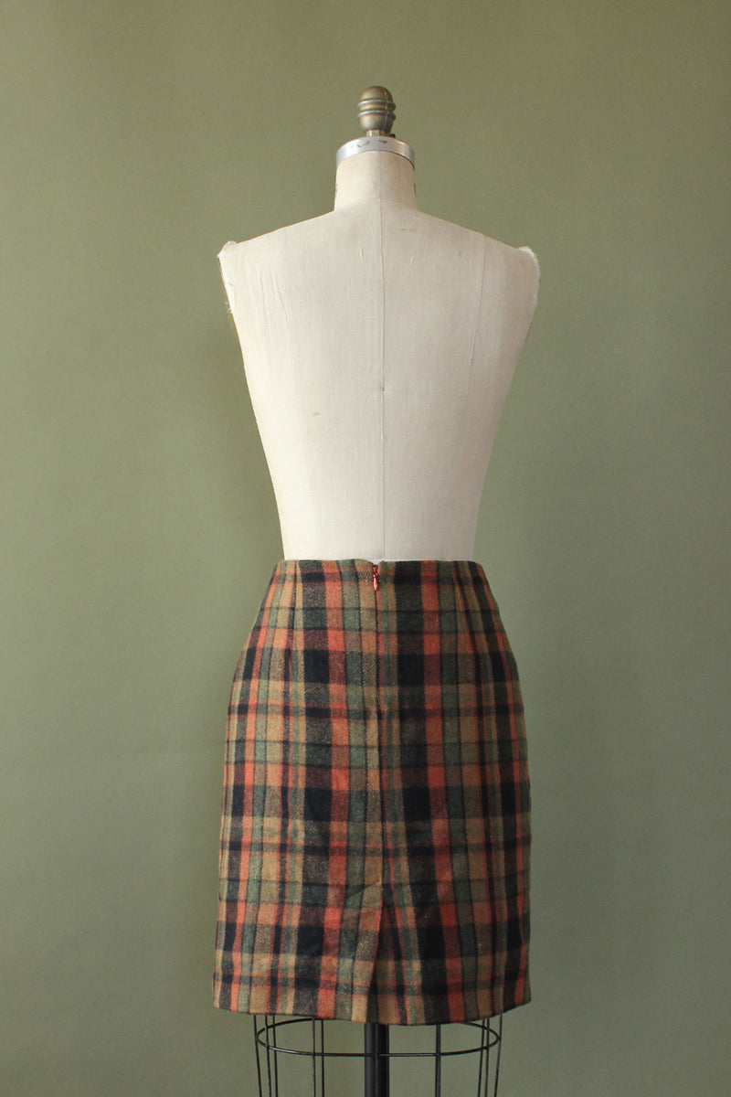 Segal Plaid Mini S/M