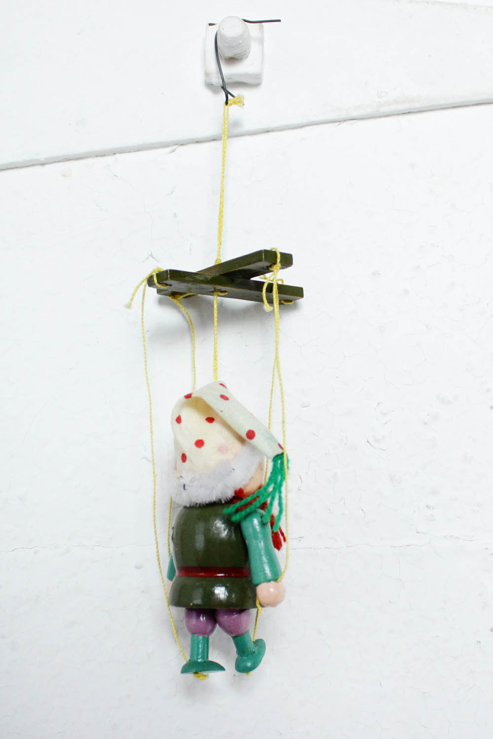 Devilish Marionette Ornament