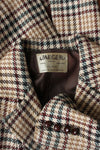 Jaeger London Houndstooth Blazer M