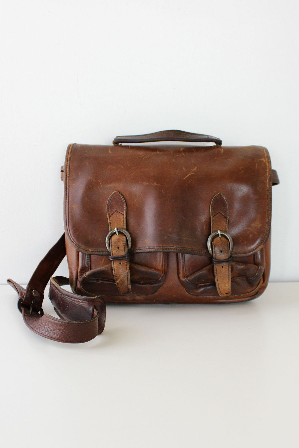 Bleecker Street Messenger Bag