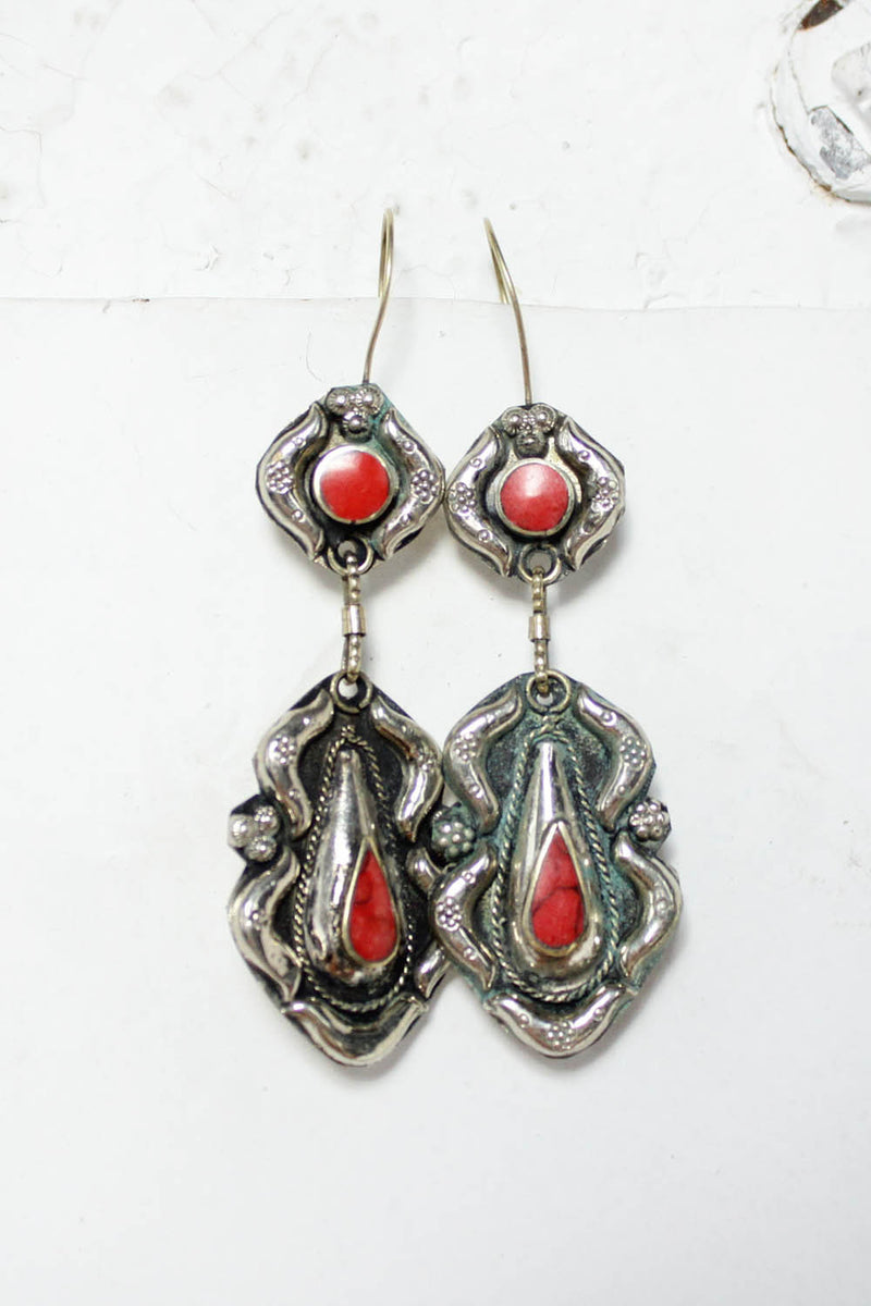 Kuchi Dangle Earrings