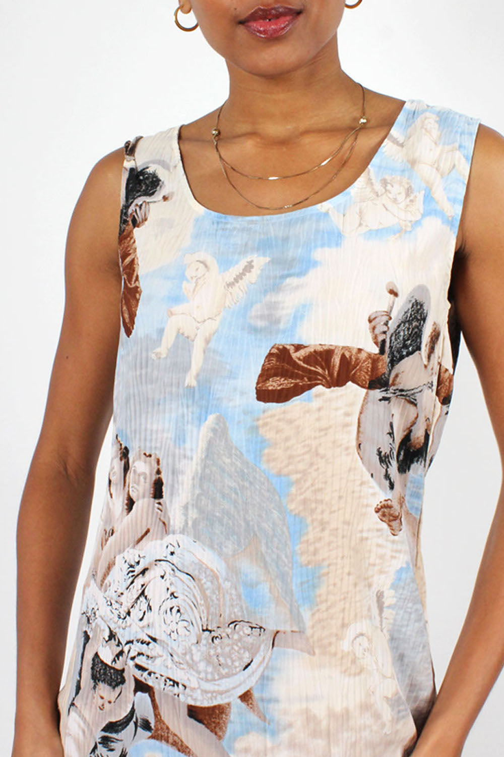 Angelic Tank Dress M/L