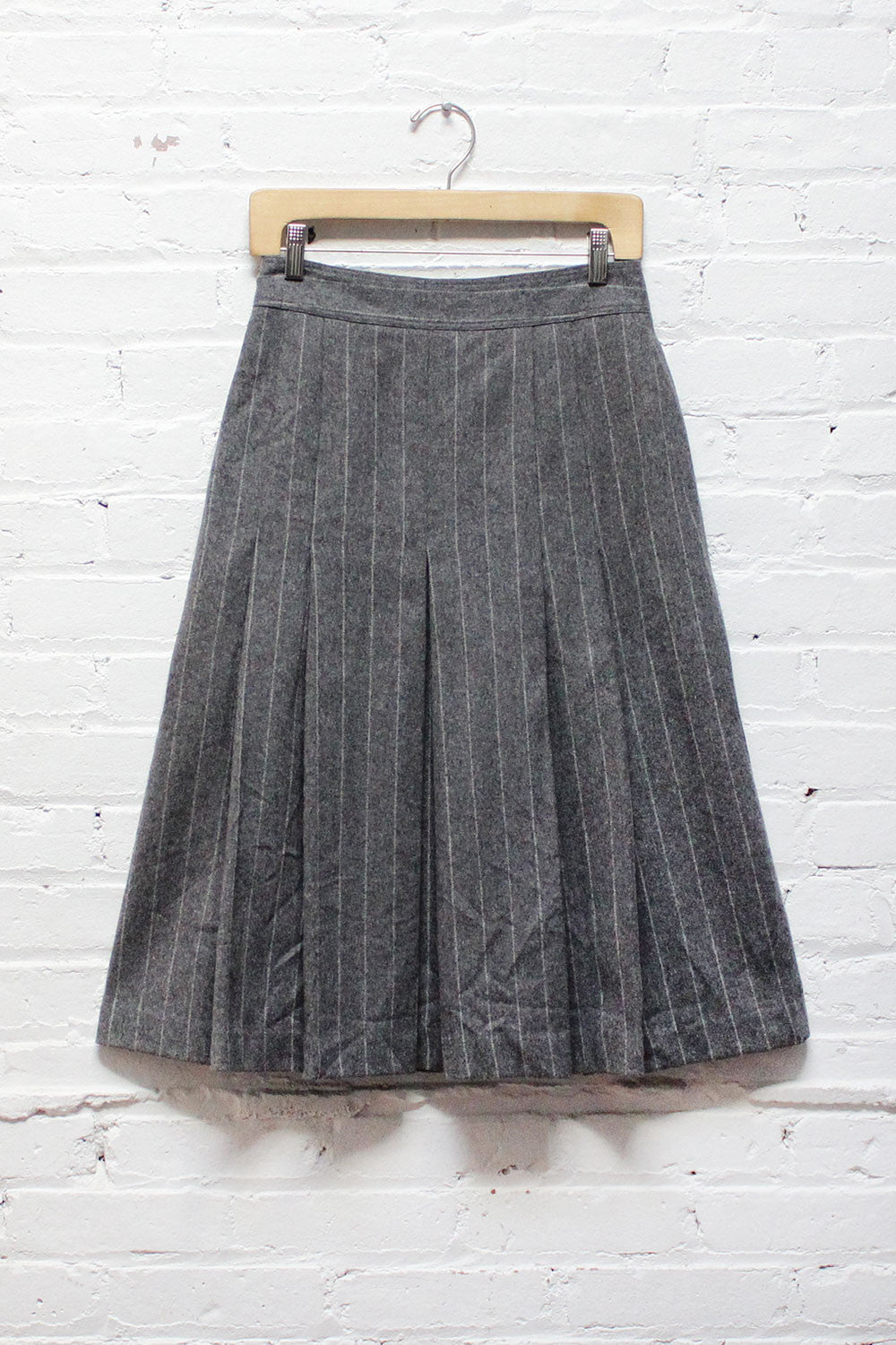 Ted Lapidus Pinstripe Skirt M
