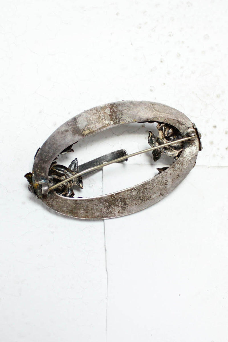 Victorian Buckle Brooch