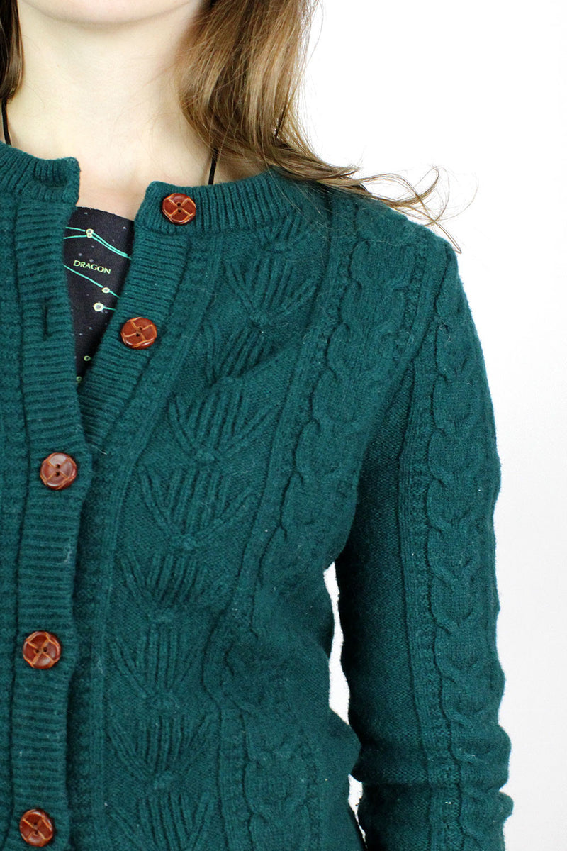 Pendleton Wooded Cardigan S