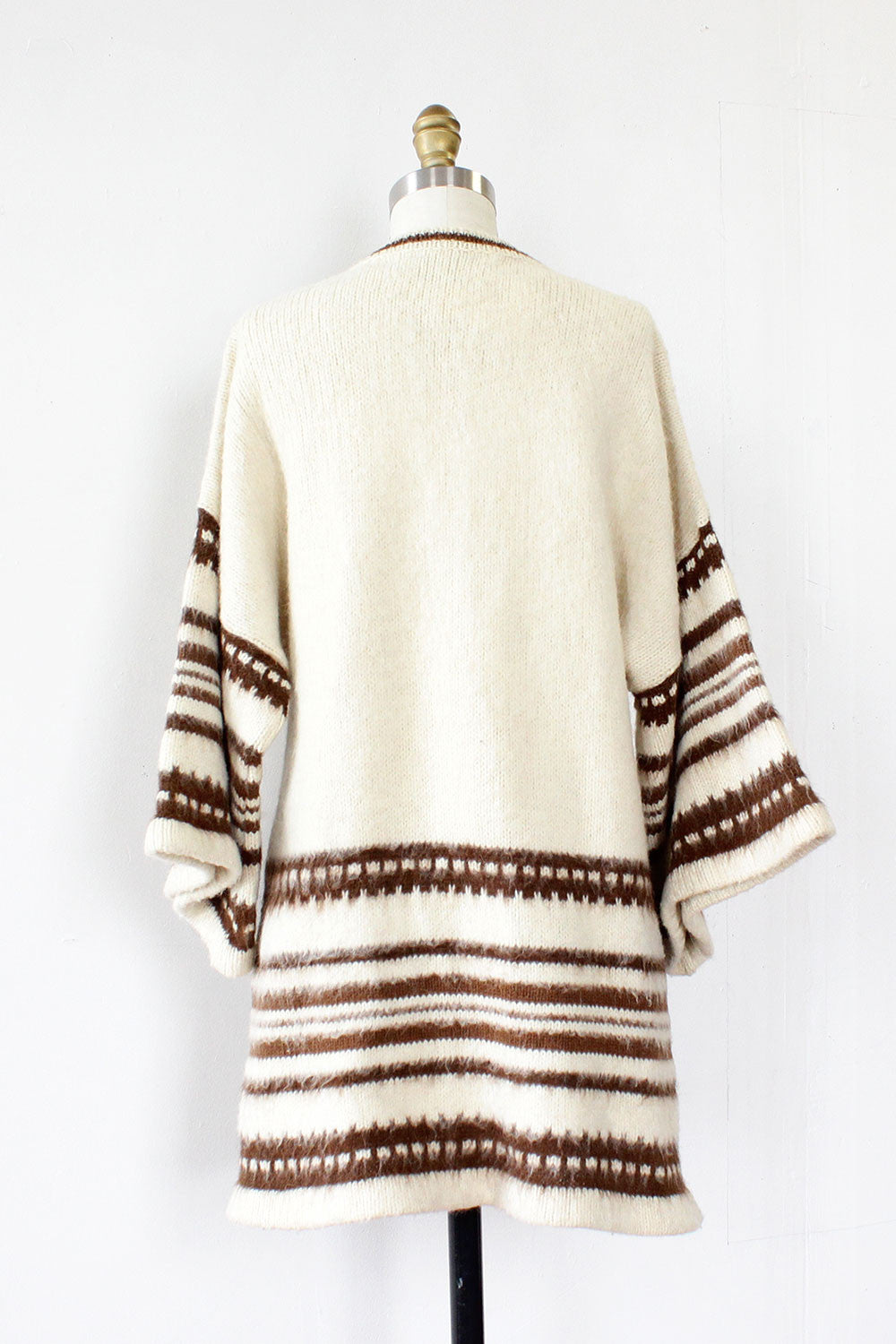 Bell Sleeve Andes Sweaterdress