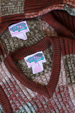 Sultra Blocked Sweater Set XS/S