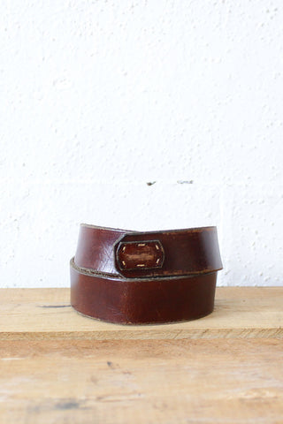 Illusion Buckle Belt