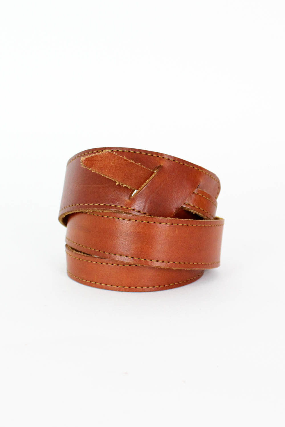 Tapered Wrap Belt