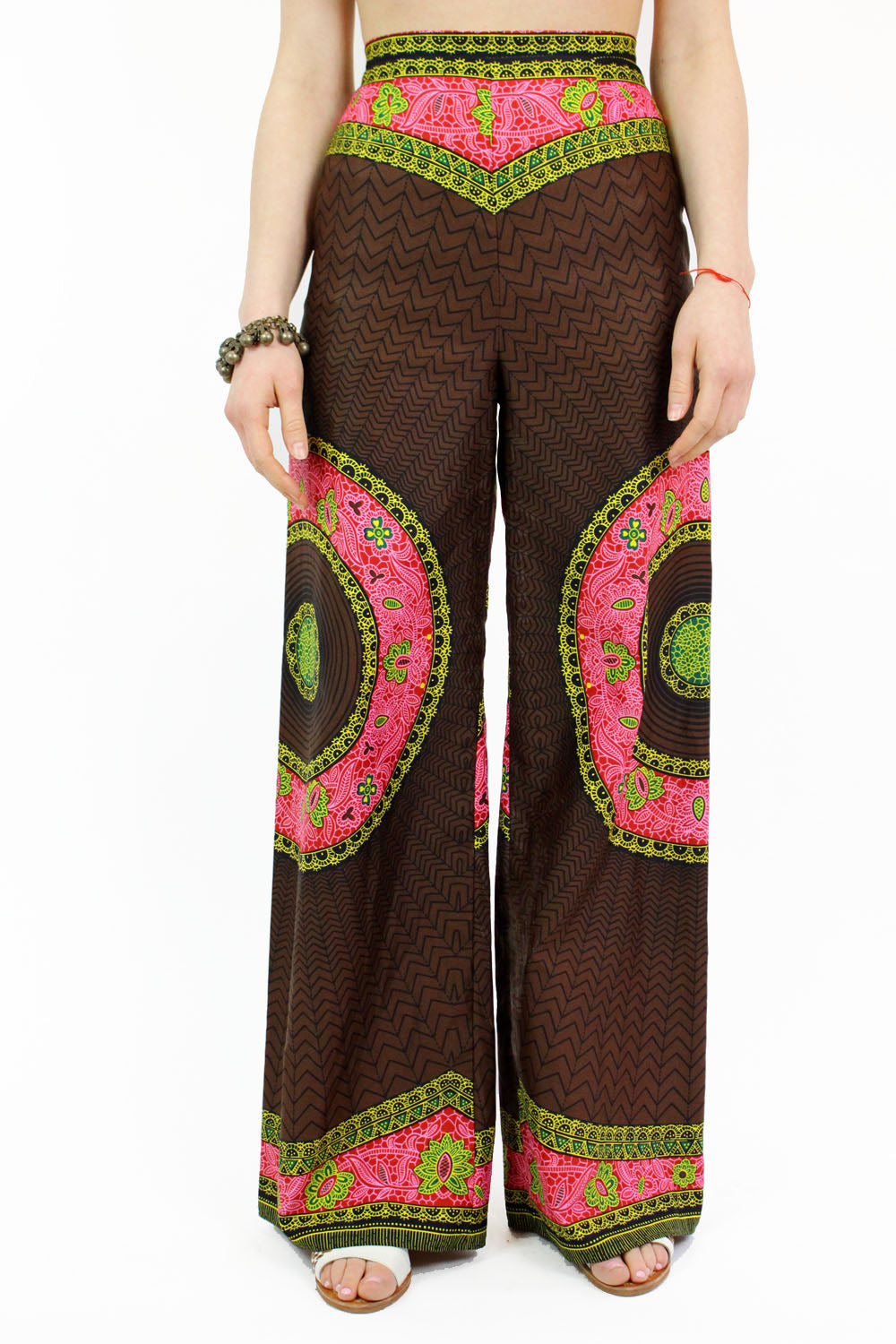 vintage dashiki trousers