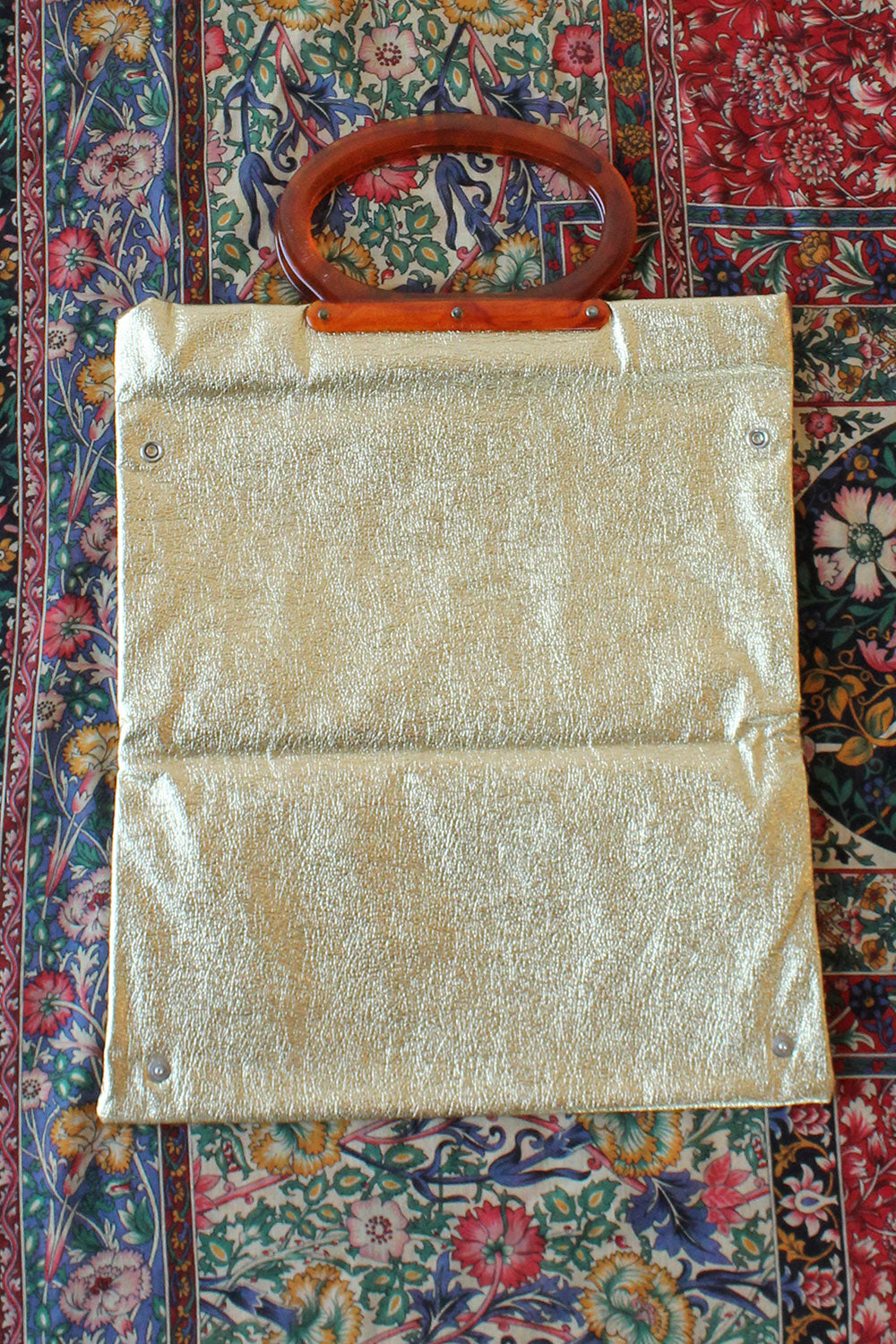 Gold Foil Envelope Purse