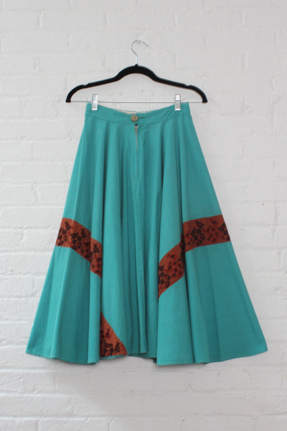 Sandeze Cotton Circle Skirt XS