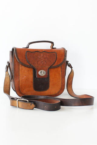 Meadow Leather Bag