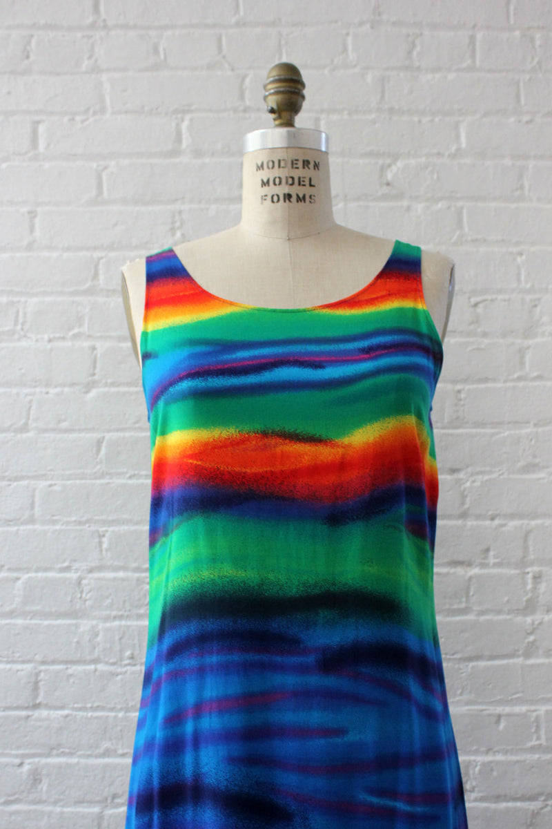 ROYGBIV Tank Dress S/M