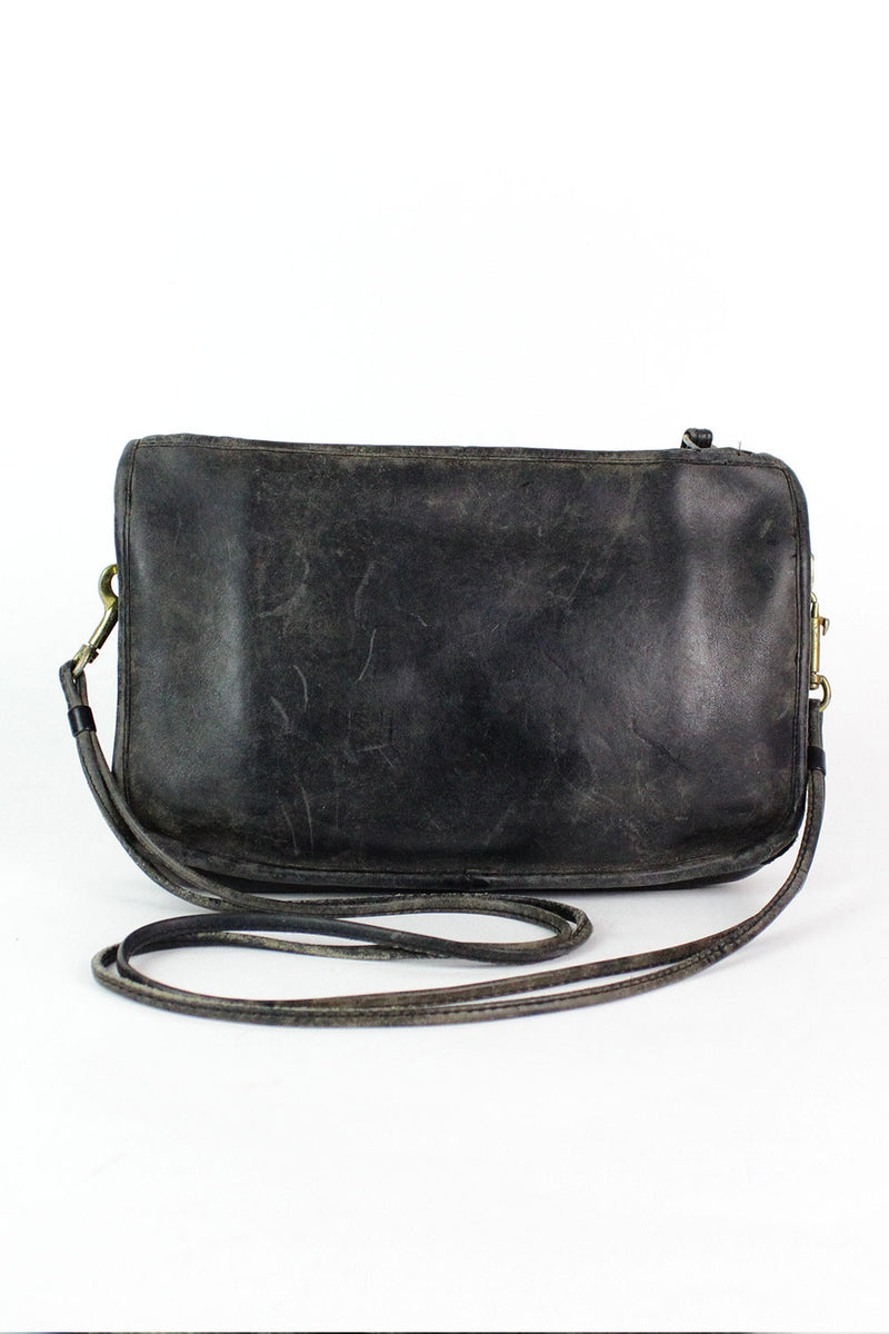 70s Coach Convertible Clutch