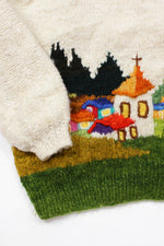 Chilean Village Sweater