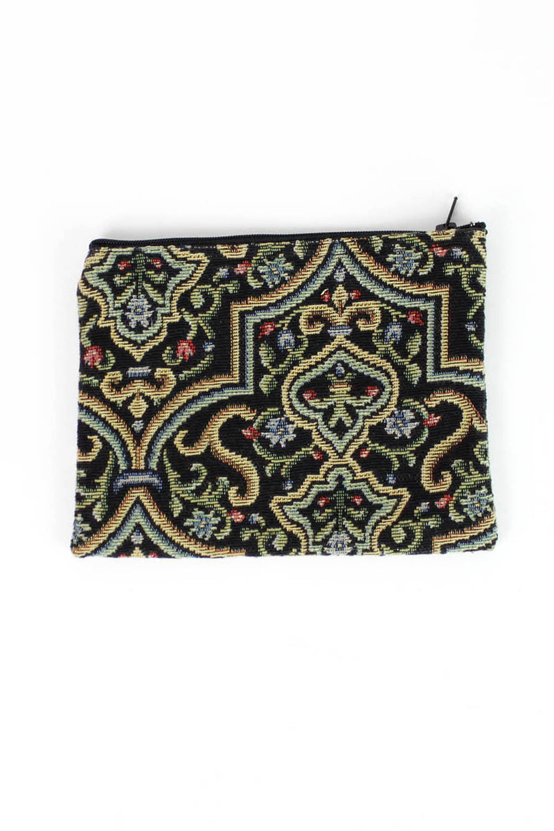 Baroque Tapestry Pouch