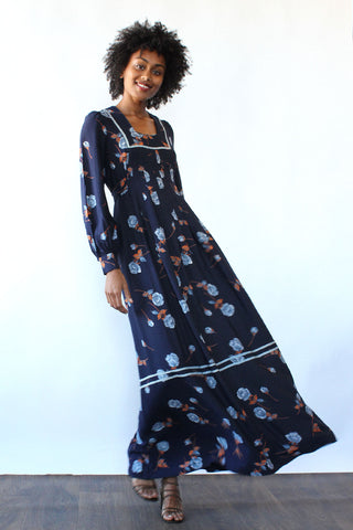Mod Kaleidescope Dress M